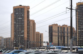 В продаже однокомнатная квартира - первый дом от метро