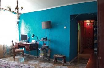 Продаётся яркая, солнечная трёхкомнатная квартира 67 кв.м в восточном стиле