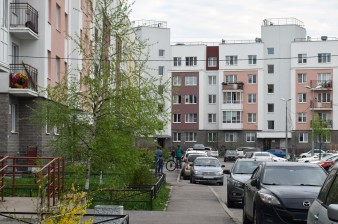Продается однокомнатная квартира в Приморском районе, малоэтажка