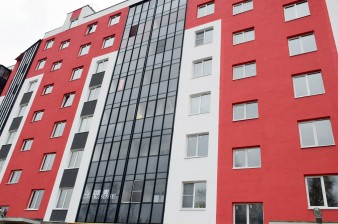 Продаётся 45-метровая однокомнатная квартира в Янино-1, собственность
