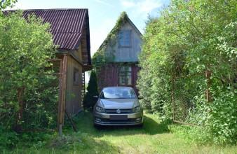 Продается ухоженный участок с посадками, домом и банькой в массиве Восход