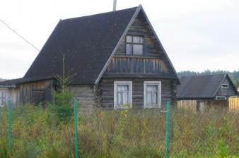 Продается хороший участок 18 соток с небольшим, 40 кв.м, домом в деревне Никулкино