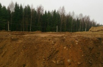 Продается участок 15 соток для ИЖС в пос. Лебяжье, недалеко от Финского залива