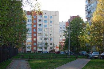 Продается однушка в Приморском районе в пешей доступности от м.Пионерская