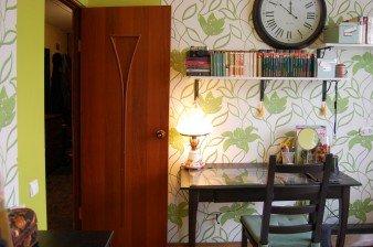 Продаётся ухоженная двухкомнатная квартира с ремонтом в Хапо Ое