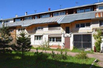 Двухкомнатный таунхаус 57 кв.м с гаражом на берегу Финского залива