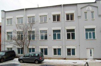 Продается целиком 3-эт. здание 550 кв.м на территории фабрики Бебеля, центральный район