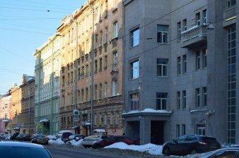 Продаётся двухкомнатная квартира в центре Петербурга – 350 м до Невского проспекта